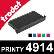 Cassette d'encrage pour Trodat Printy 4914