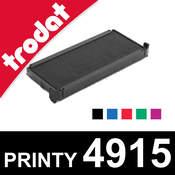 Cassette encrage Trodat Printy 4915