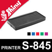 Cassette d'encrage pour Shiny Printer S-845