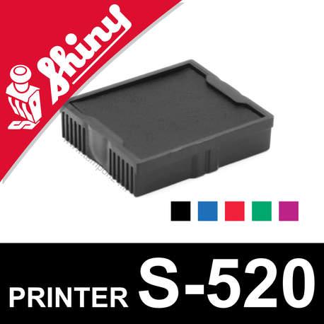 Cassette encrage Shiny Printer S-520
