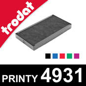 Cassette encrage Trodat Printy 4931