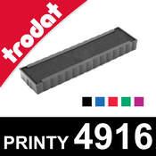 Cassette d'encrage pour Trodat Printy 4916