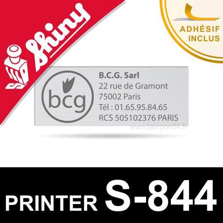 Empreinte Shiny Printer S-844