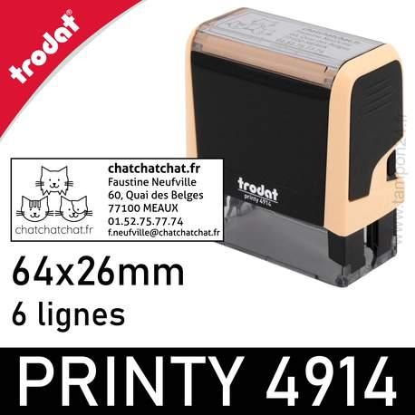 Trodat Printy 4914