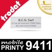 Empreinte Trodat Mobile Printy 9411
