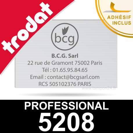 Empreinte Trodat Professional 5208
