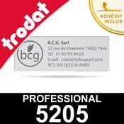 Empreinte Trodat Professional 5205