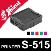 Cassette encrage Shiny Printer S-515