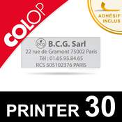 Empreinte Colop Printer 30
