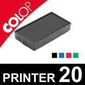 Cassette encrage Colop Printer 20