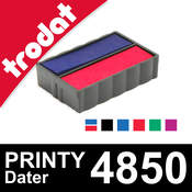Cassette d'encrage pour Trodat Printy Dater 4850