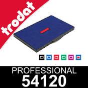 Cassette d'encrage pour dateur Trodat Professional 54120