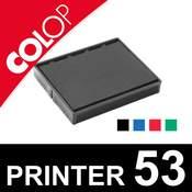 Cassette d'encrage pour Colop Printer 53