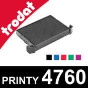 Cassette d'encrage pour Trodat Printy 4760