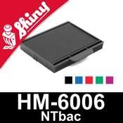 Cassette d'encrage pour Shiny HM-6006 NTbac